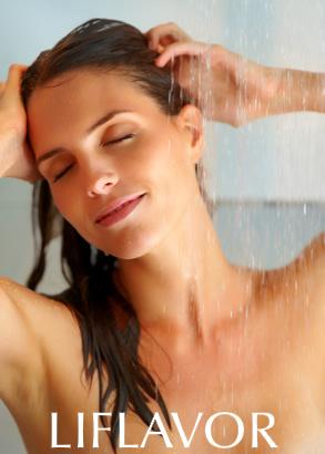 【ライフレーバー】≪Aura Shower/オーラのシャワー≫高輝度LEDシャワーヘッド Showerstory/シャワーストーリー